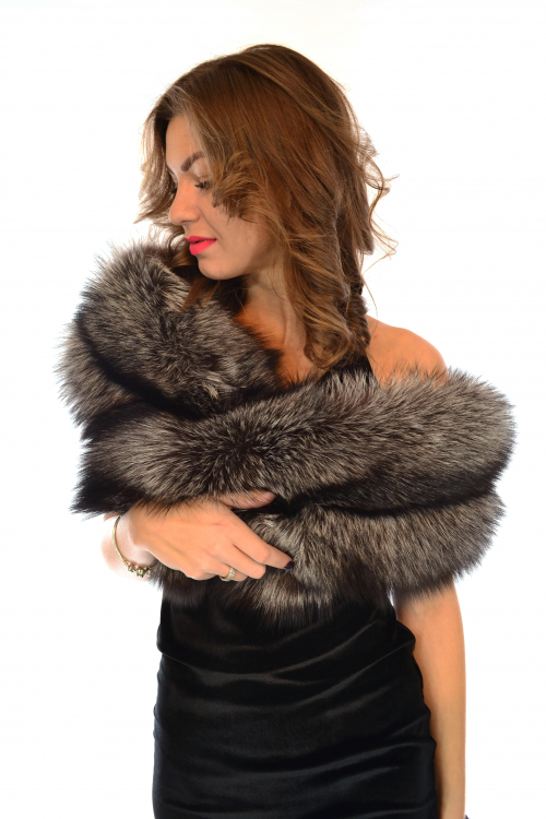 FUR CUFFS FROM SILVER FOX