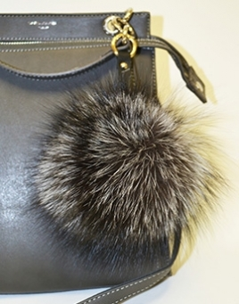 Fur pendants